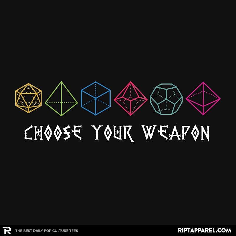 Ript: Choose You Dice Weapon