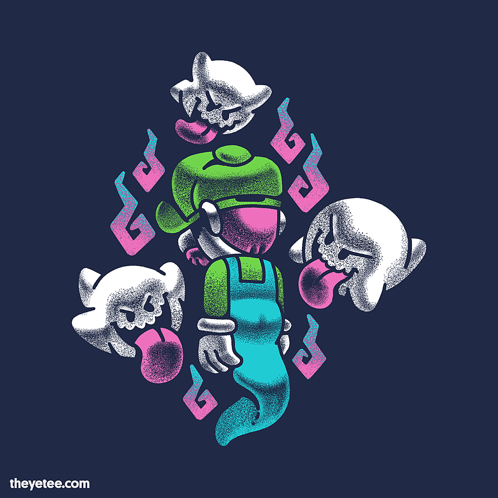 The Yetee: What a horrible night...