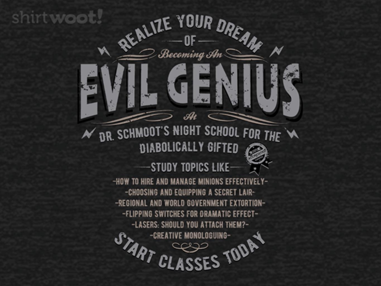 Woot!: An Evil Education - Remix