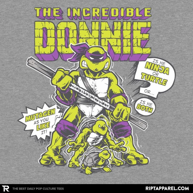 Ript: The Incredible Donnie