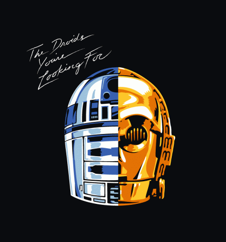 BustedTees: Daft Droid