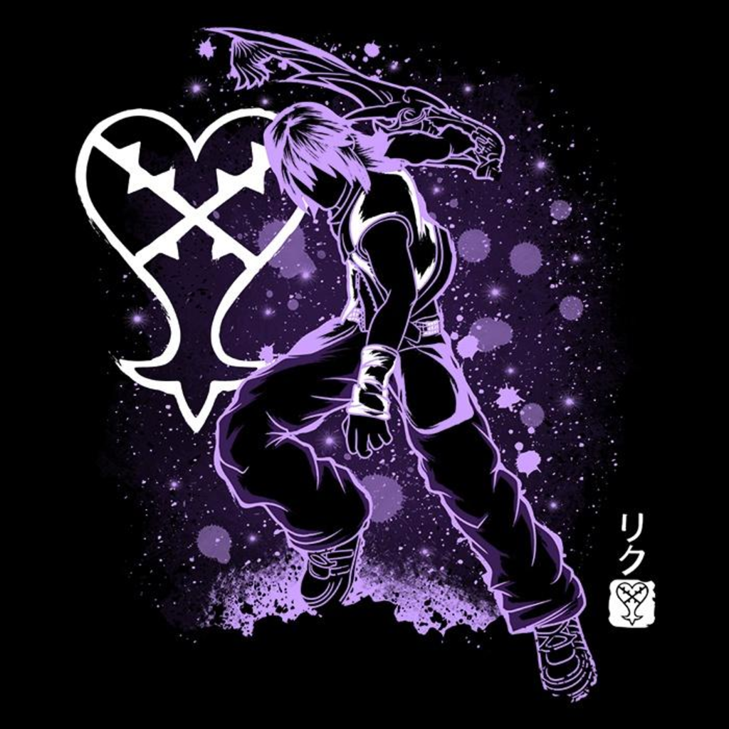 Once Upon a Tee: The Keyblade Wielder