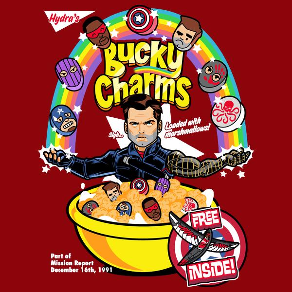 NeatoShop: Bucky Charms