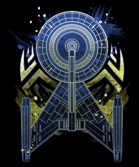 Qwertee: The Spaceship