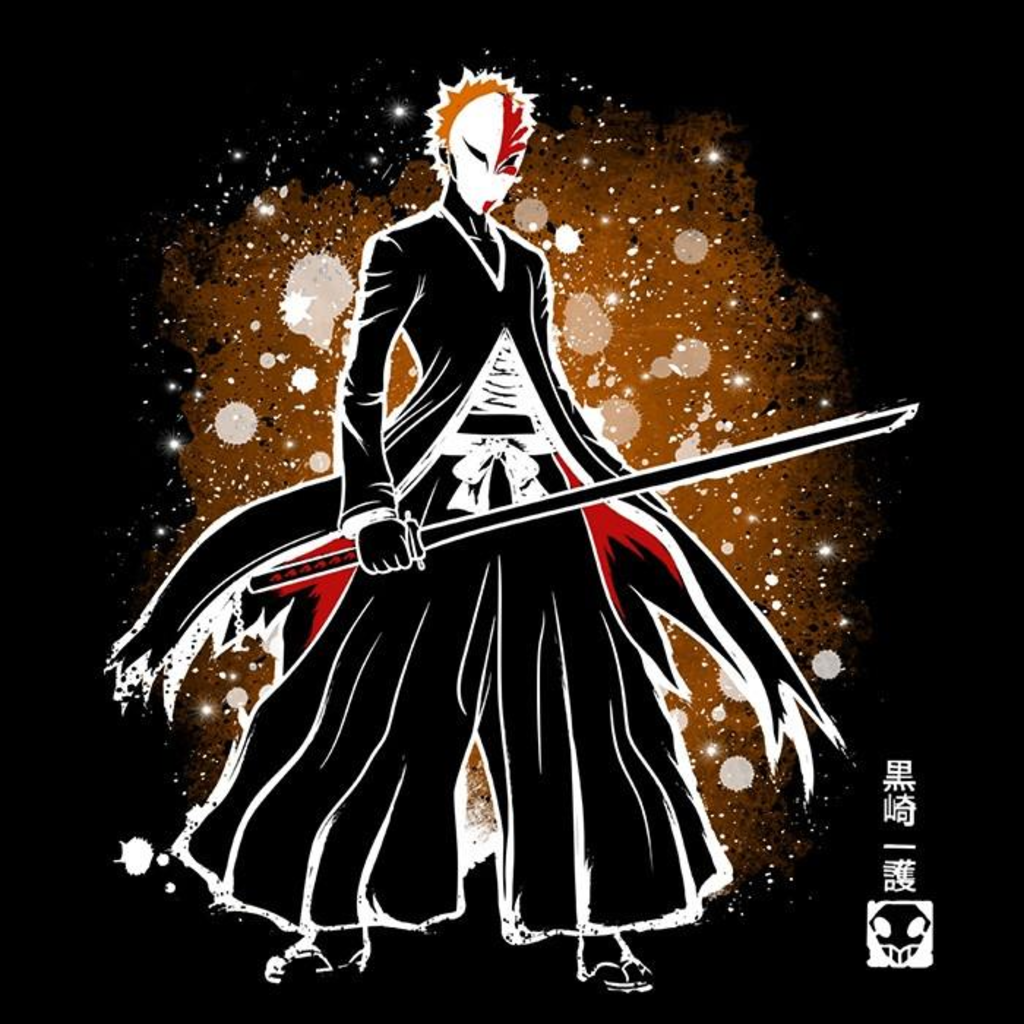 Once Upon a Tee: The Bankai