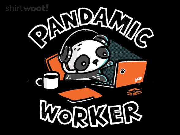 Woot!: Cute Worker