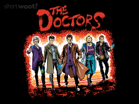 Woot!: Here Come The Doctors