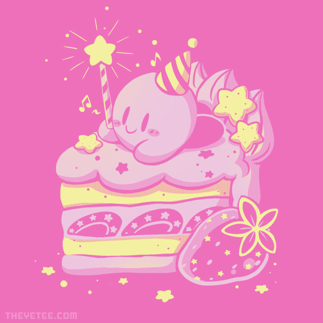 The Yetee: Who You Callin' Shortcake?