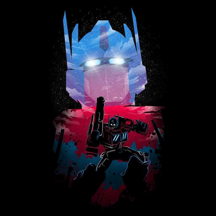 Once Upon a Tee: Prime Landscape