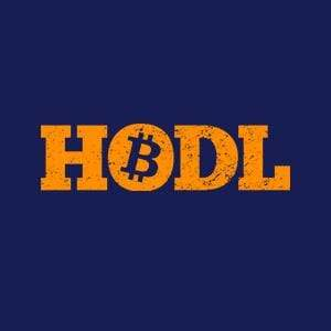 BustedTees: HODL