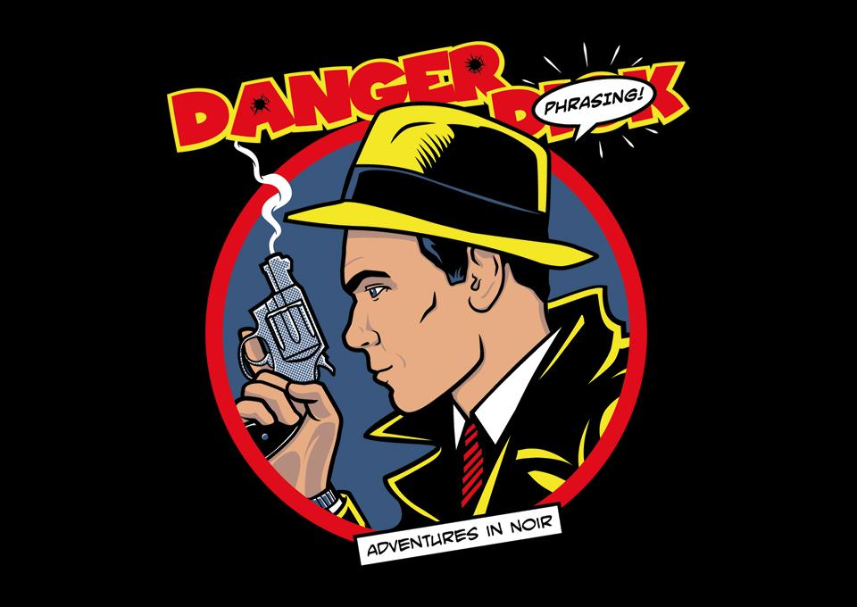 TeeFury: Danger Dick