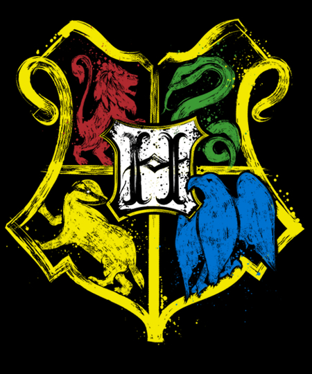 Qwertee: School of Witchcraft and Wizardry