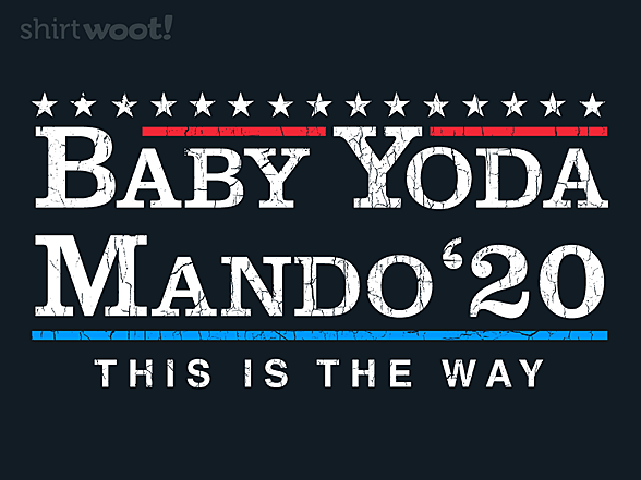 Woot!: This is the Vote