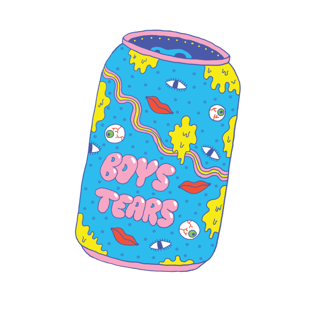 TeePublic: Boys Tears