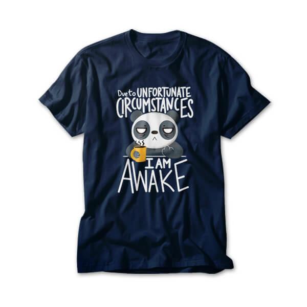 OtherTees: Morning Panda