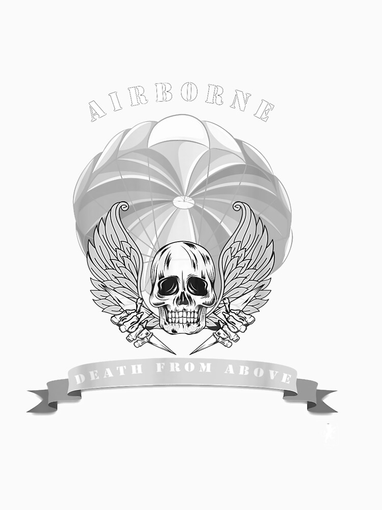 RedBubble: Death From Above U s Airborne T shirt