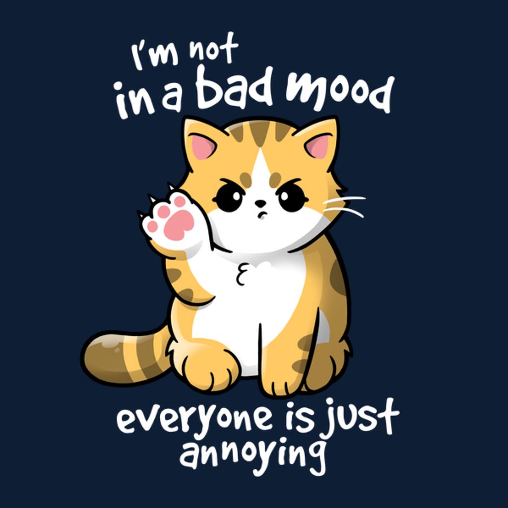 NeatoShop: bad mood