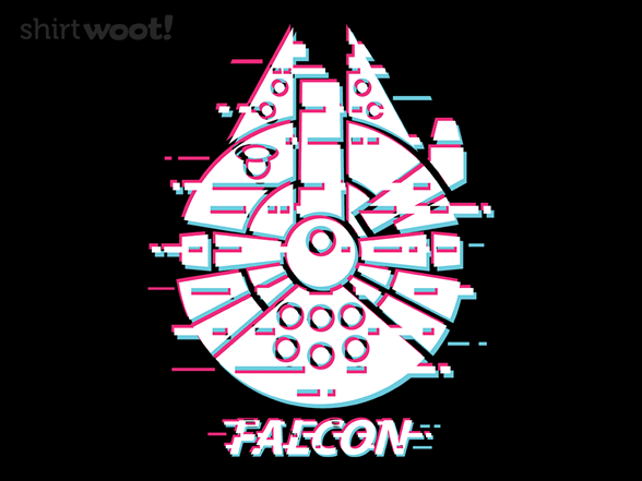 Woot!: Glitch Falcon
