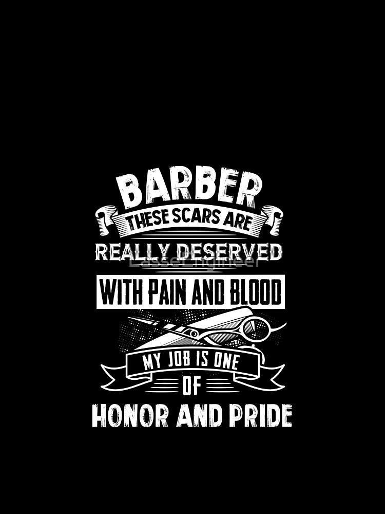 RedBubble: Barber poison