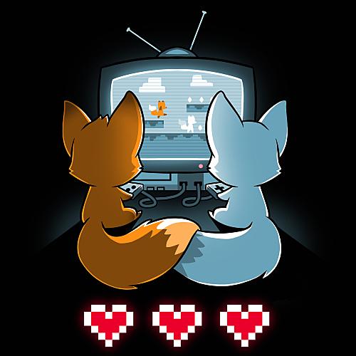TeeTurtle: Fur the Love of Gaming