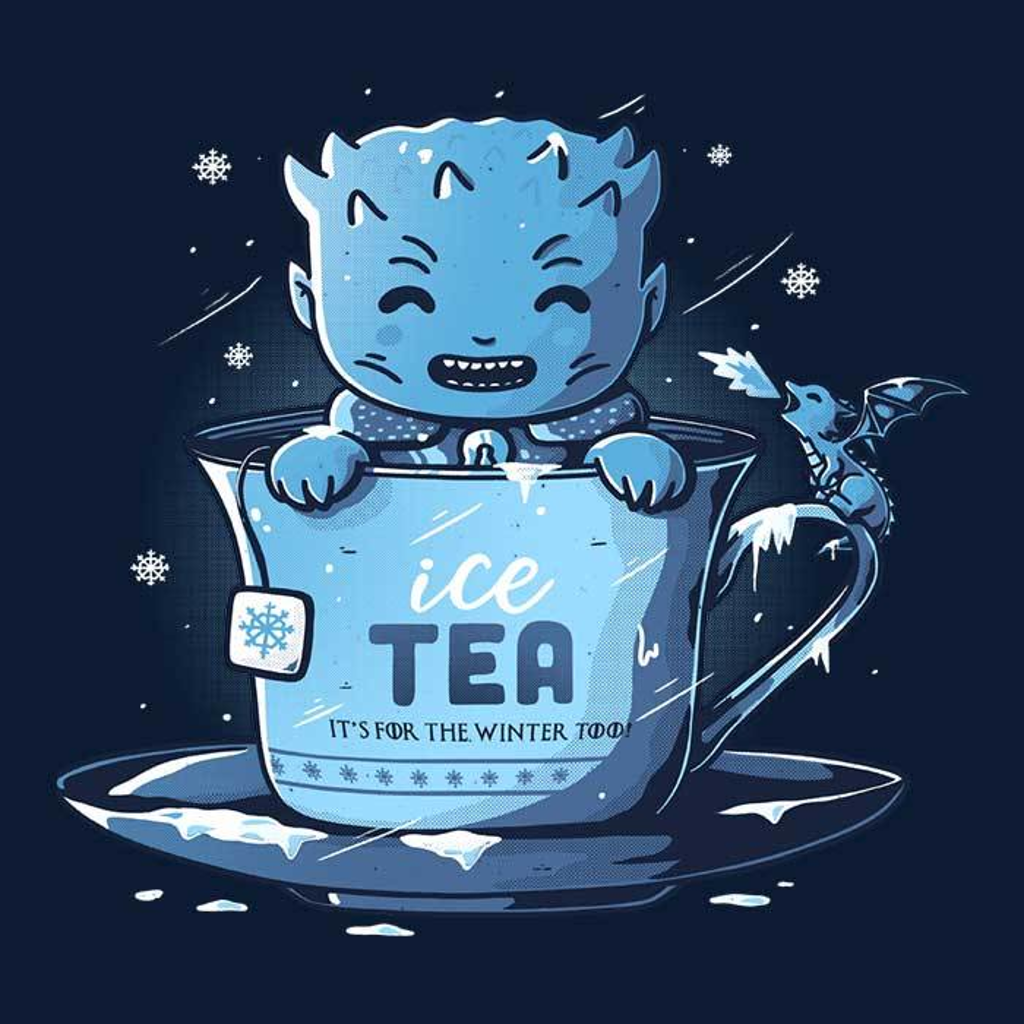 Once Upon a Tee: Wight Tea