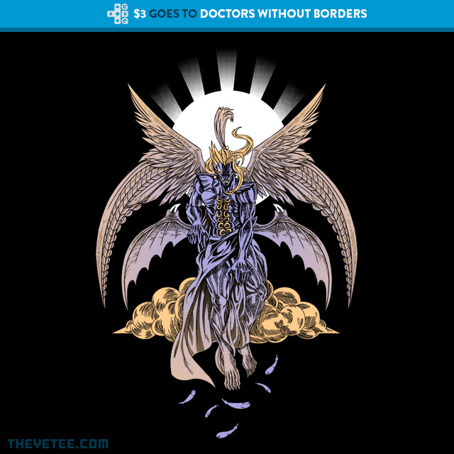 The Yetee: Six Winged Angel