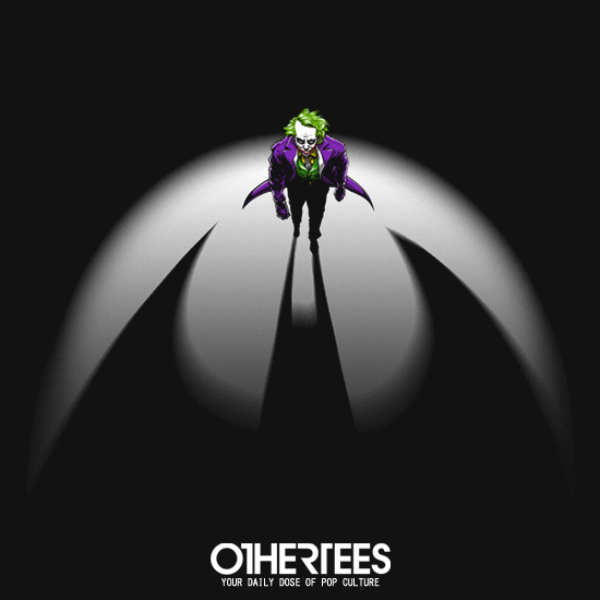 OtherTees: Shadow Of The Bat
