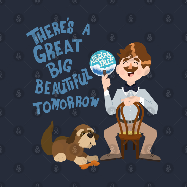 TeePublic: Man Has a Dream