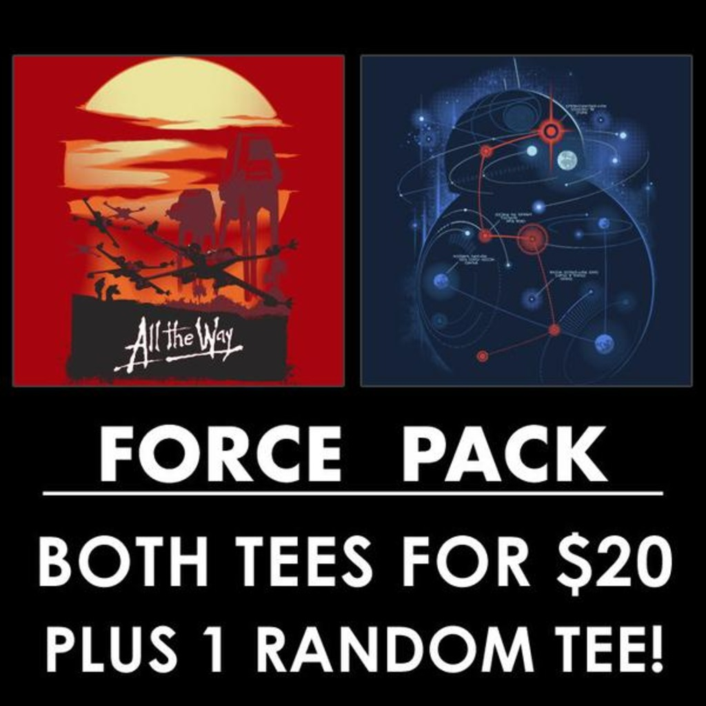 Tee11: Force Pack