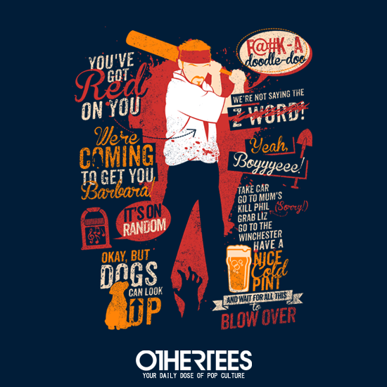 OtherTees: Shaun Quotes