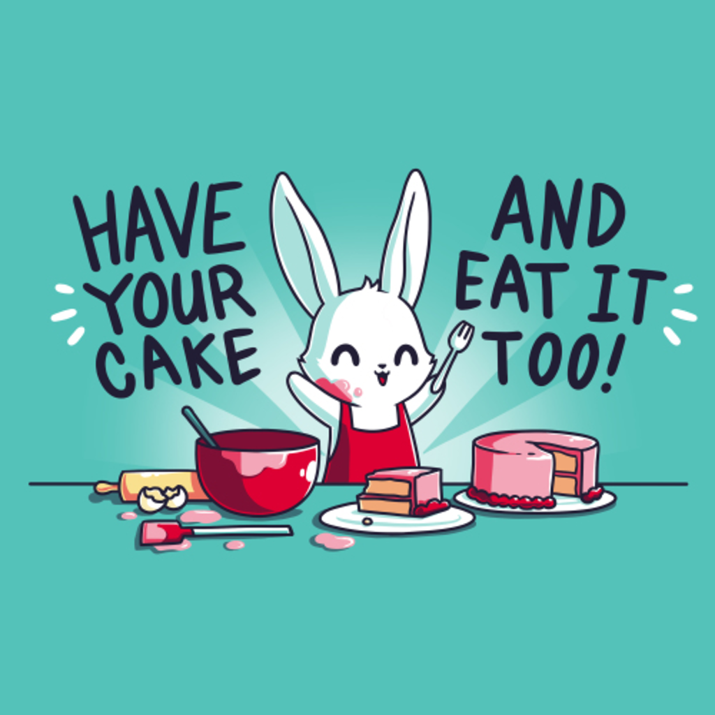 TeeTurtle: Have Your Cake and Eat It Too!