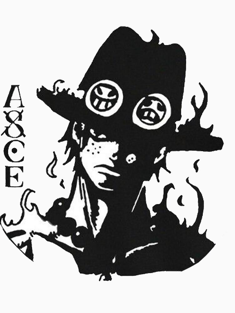 RedBubble: Portgas D. Ace