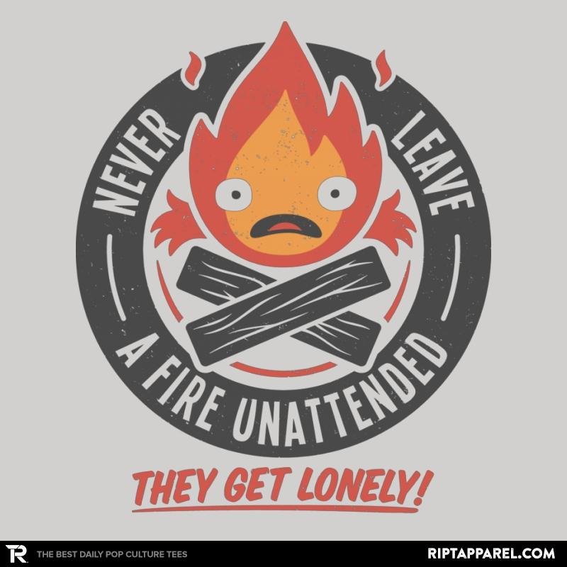 Ript: Lonely Fire Demon