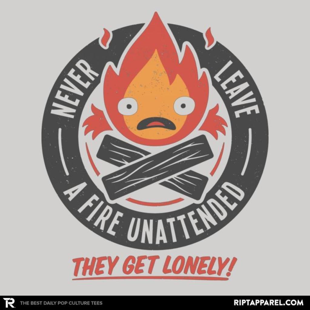 Ript: Lonely Fire Demon