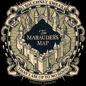 Qwertee: I Solemnly Swear