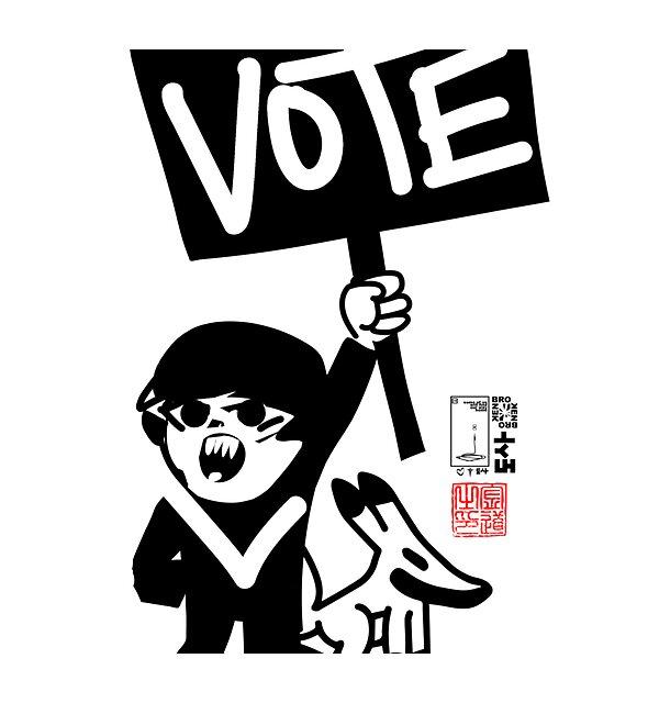 RedBubble: VOTE