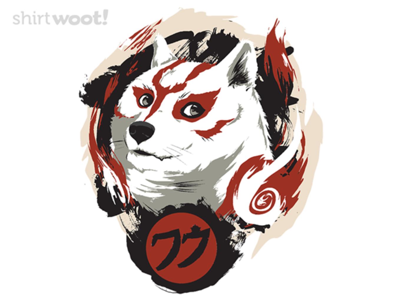 Woot!: Such Amaterasu