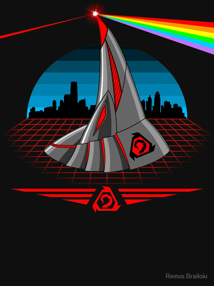 RedBubble: Dark Side of Nod