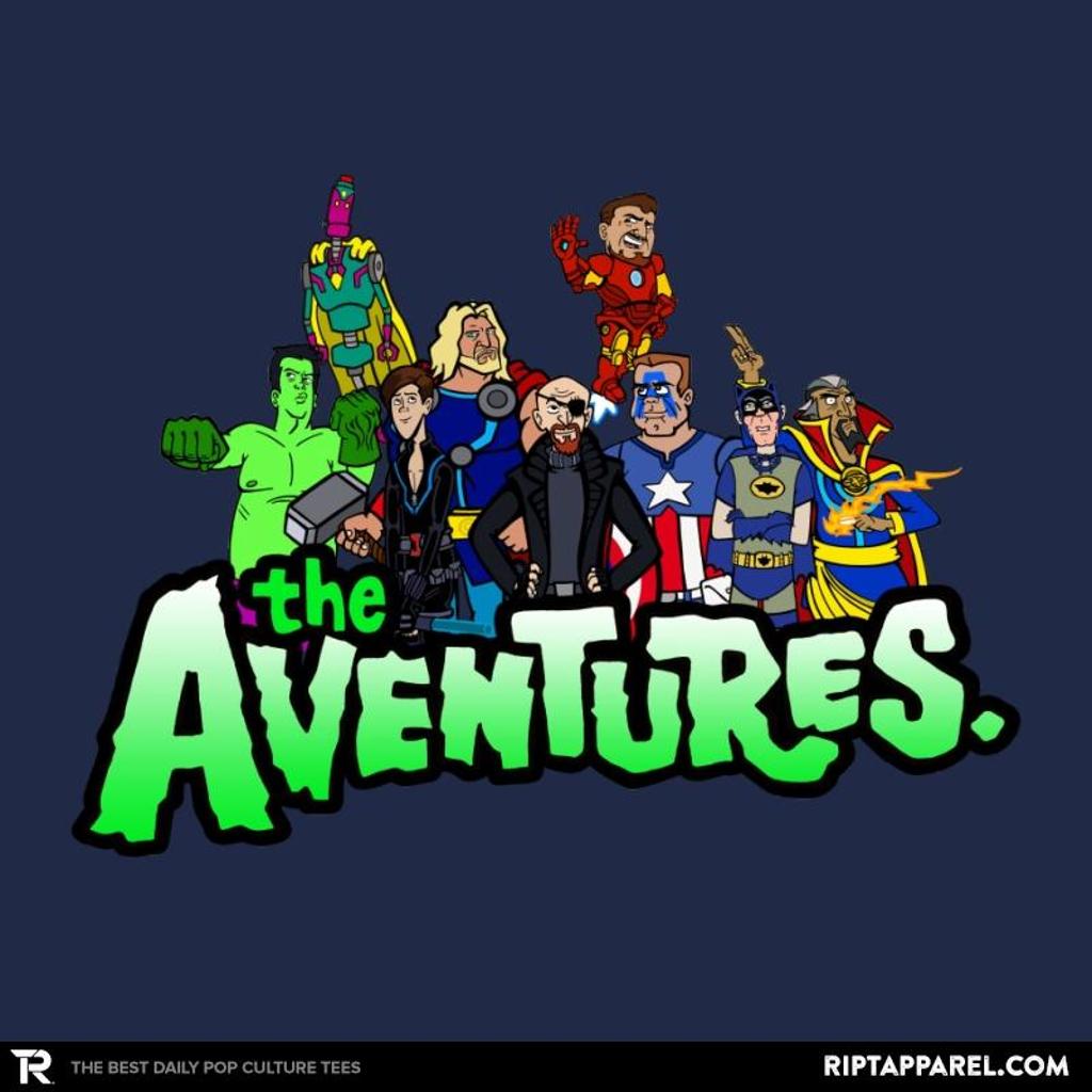 Ript: The Aventure Bros