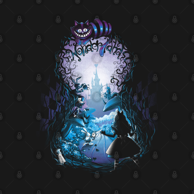 TeePublic: Inside a Dream