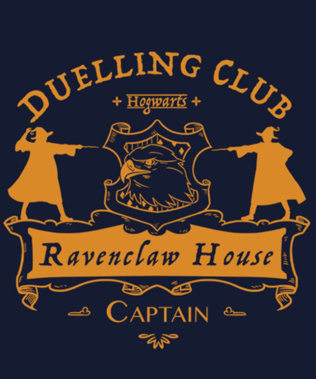 Qwertee: Ravenclaw Duelling Team