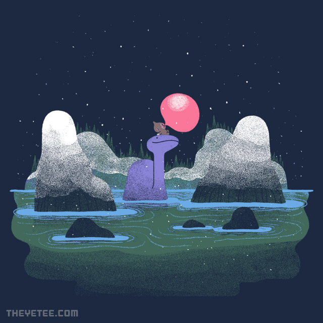 The Yetee: Urban Legend