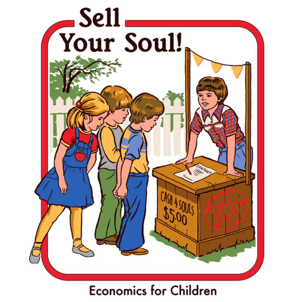 NeatoShop: Sell Your Soul