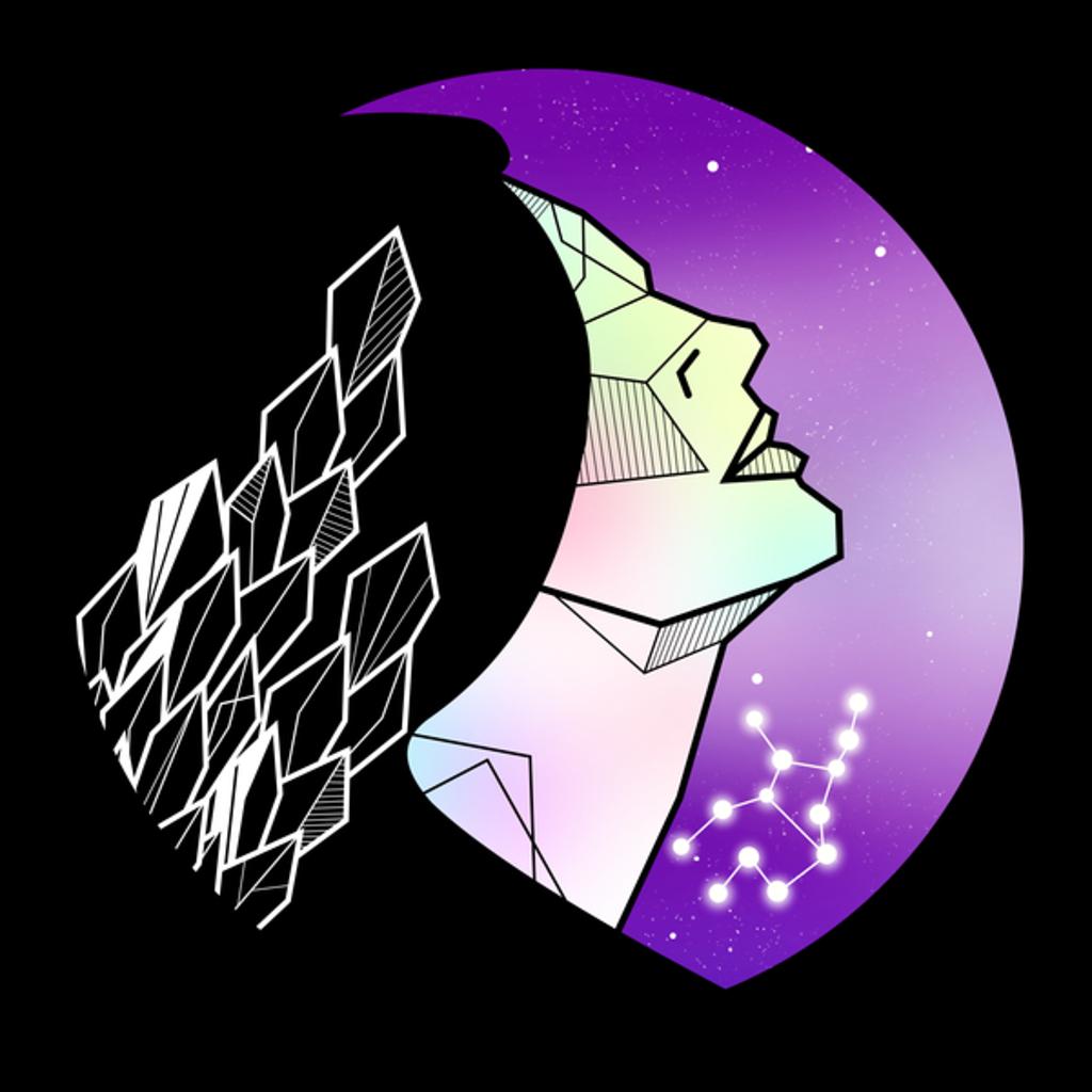 NeatoShop: Virgo woman illustration