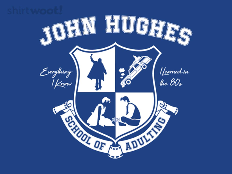 Woot!: J.H. School of Adulting