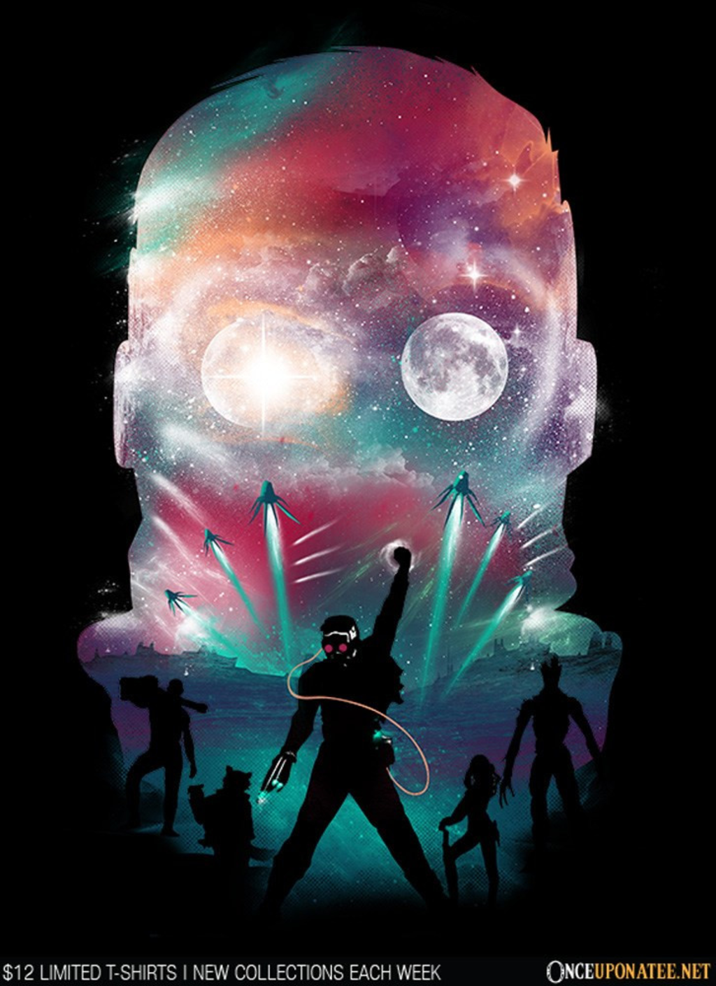 Once Upon a Tee: We Are the Guardians