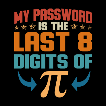 BustedTees: My Password Pi