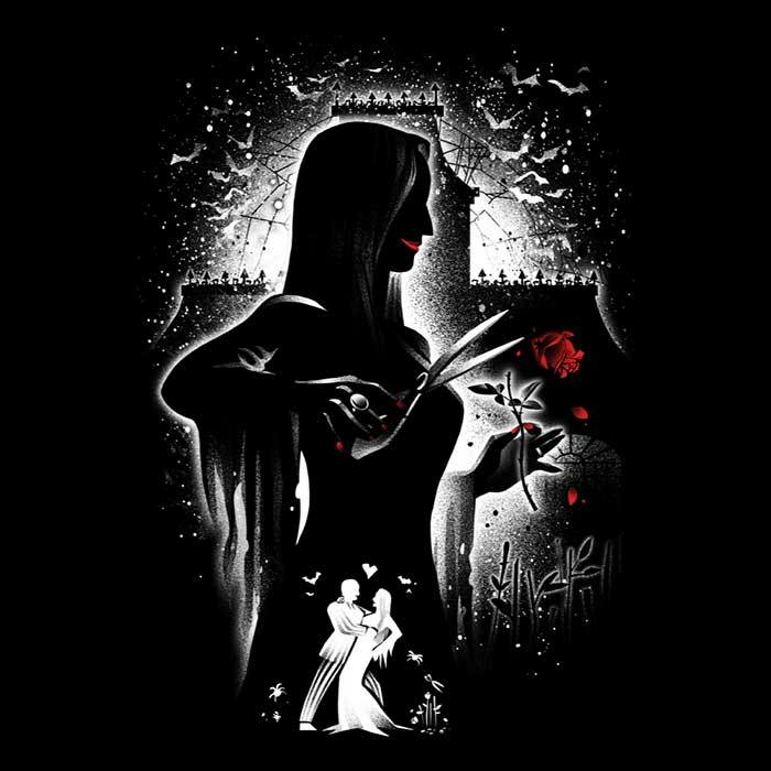 Once Upon a Tee: The Dark Lady