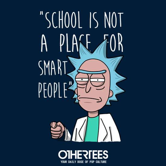 OtherTees: Not for Smart People