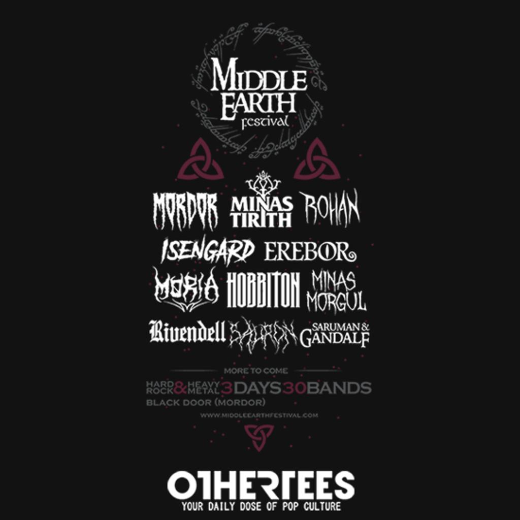 OtherTees: Fantasy Festival